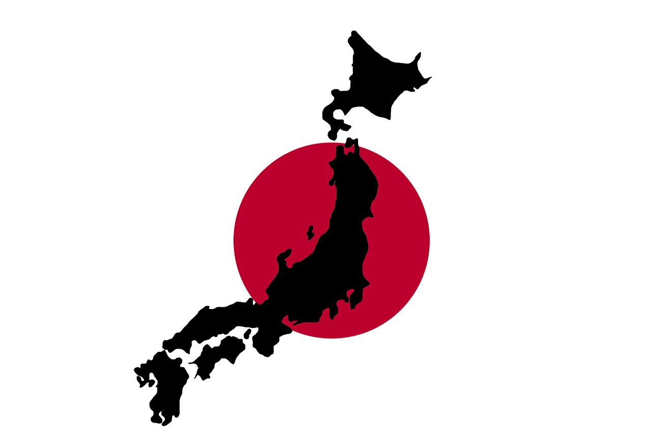 Tout connaître du drapeau Japonais
